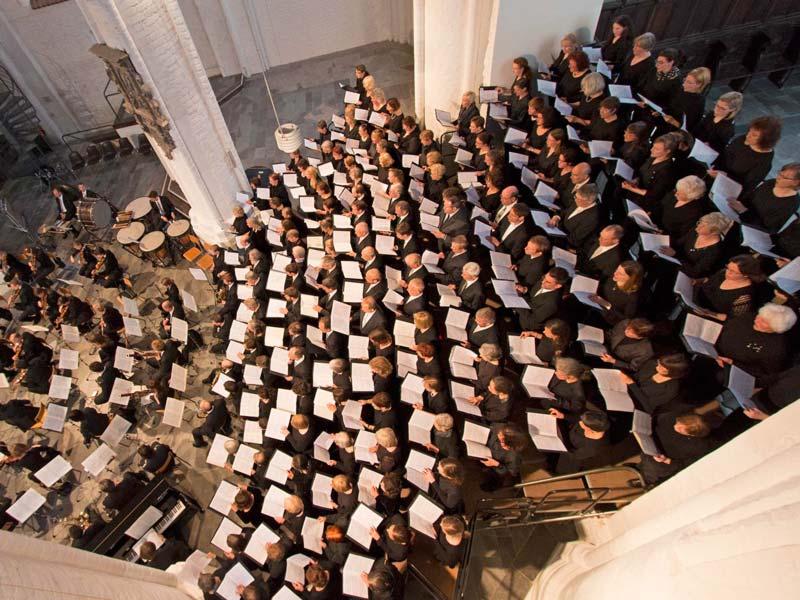 Figuralchor, der Chor in Rostock für Erwachsene