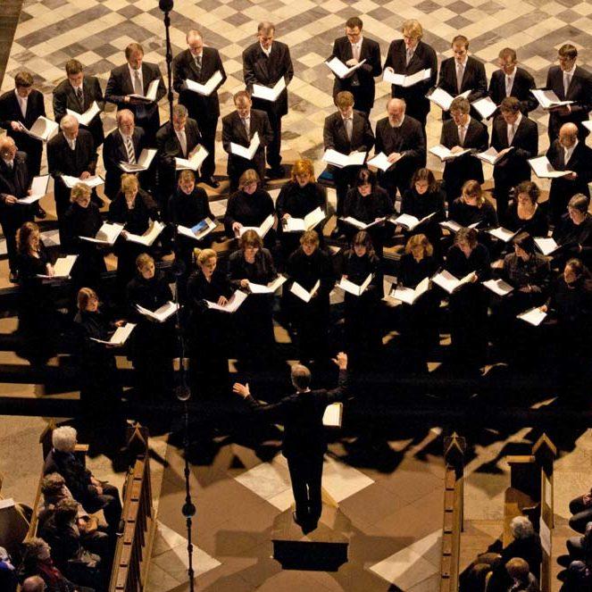 Der Motettenchor