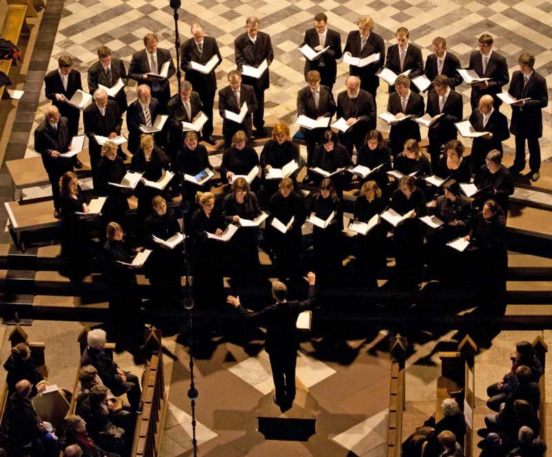 Der Motettenchor – Chor Rostock für Profis
